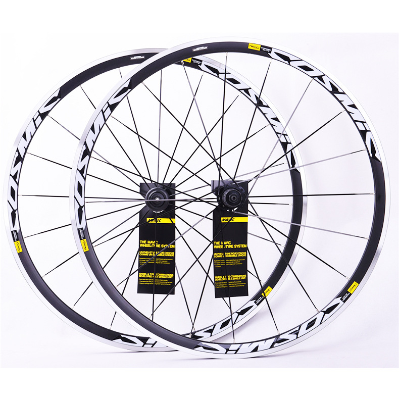 bike bicycle Wheels 700C BMX Road Bicycle Wheel V Brake CNC Aluminium Alloy Road Wheelset Bicycle Wheel set