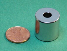 NdFeB Magnet Ring 3/4 odx1/4 idx3/4 thick Strong Neodymium Permanent Magnets Rare Earth Magnets Grade N42 NiCuNi Plated earth 2 society vol 4 life after death