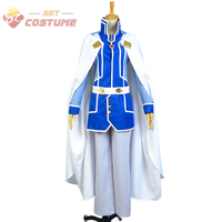 Snow White with the Red Hair Zen Wistalia Cloak Coat Pants Full Set Anime Halloween Cosplay Costume Custom Made For Adult Men