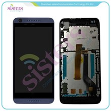 Desire 626 LCD Display Touch Screen Digitizer Assembly with frame Replacement Parts For HTC Desire 626 626W 626G mobile phone