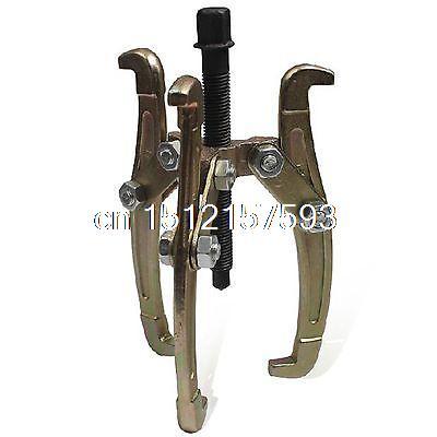 цена на (1)12-300mm 3-Arm Gear Jaws Puller Drop Forged Bearing Puller Set Metric Thread
