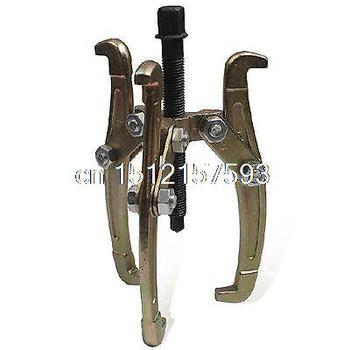 """(1)12""""-300mm 3-Arm Gear Jaws Puller Drop Forged Bearing Puller Set Metric Thread"""