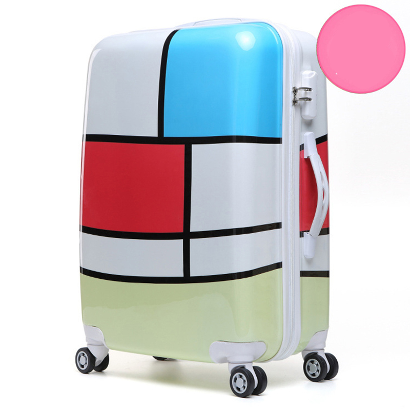 Ученически моден студент ABS подвижен - Багаж и пътни чанти - Снимка 2