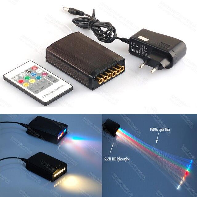 Aliexpress.com : Buy 6w rgb color marquee optical fiber