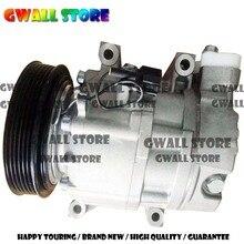 High quality  CWV615M ac compressor for Nissan X-Trail 2.0i 01' 6PK 92600-AU000 92600-AU010 3K61045010 high quality ac compressor for nissan t31 x trail t30 2001 2008 92600 au000 92600 au010 92600au000 92600au01a 92600au010