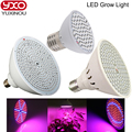 Led Grow Light AC85-265V E27 Red/Blue 60 126 200 Leds Hydroponic LED Plant Indor Grow Lights LED Bulb LED Growth Lamp