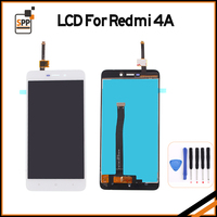For 5 0 Xiaomi Redmi 4A Hongmi 4A LCD Screen Display Touch Panel Digitizer White