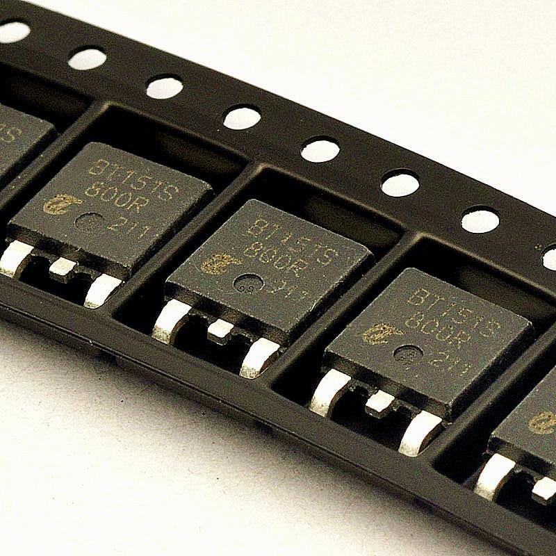 Тиристор 10 ./bt151s 7,5 800 /263