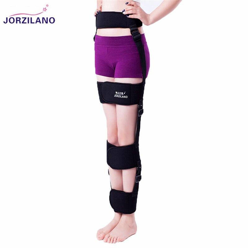 JORZILANO Adjustable O/X-Type Leg Correction Belt Bowlegs Leggings Hip Orthotics Legs Posture Corrector Band Use Day and Night