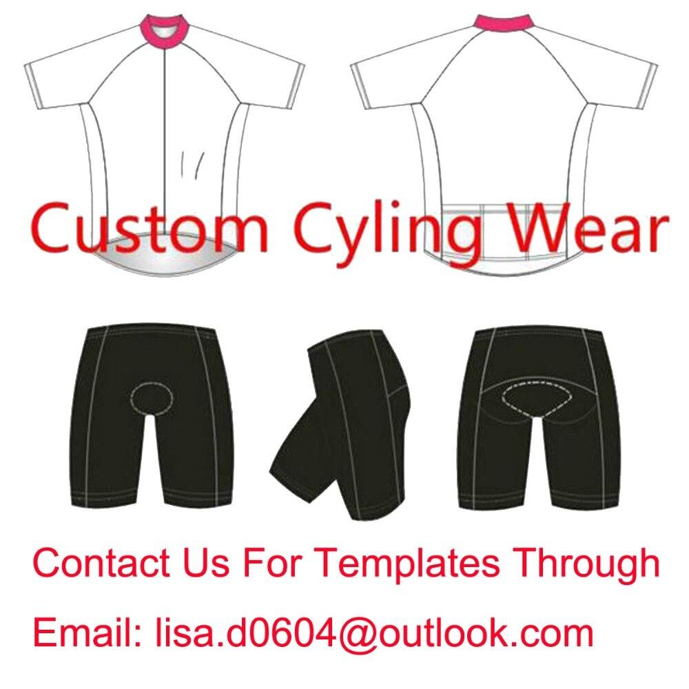 Цена за Цена от производителя 2016 пользовательские задействуя джерси + шорты летний комплект настроить велоспорт одежды минимальный заказ 1 в любой цвет, Любой размер