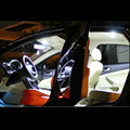 8pcs Canbus LED Interior Light Kit Package For Ford Mondeo MK3 Year 2000-2007 Car Stying
