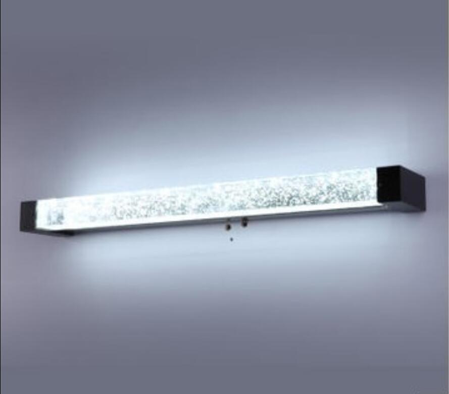 Mirror Front Light 60cm Contemporary Crystalline Light Bubbles Bathroom Lens Headlight Lamps And Lanterns Lights Lighting