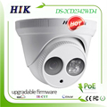 4PCS New Upgradable English Version  DS-2CD2342WD-I IP Camera 4.0 megapixel Multi Language IR Nihgt Vision Dome Camera Outdoor