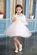 2016 высокое качество бутик одна часть последние дети вечернее ну вечеринку платье конструкции принцесса fluffle бантом ну вечеринку
