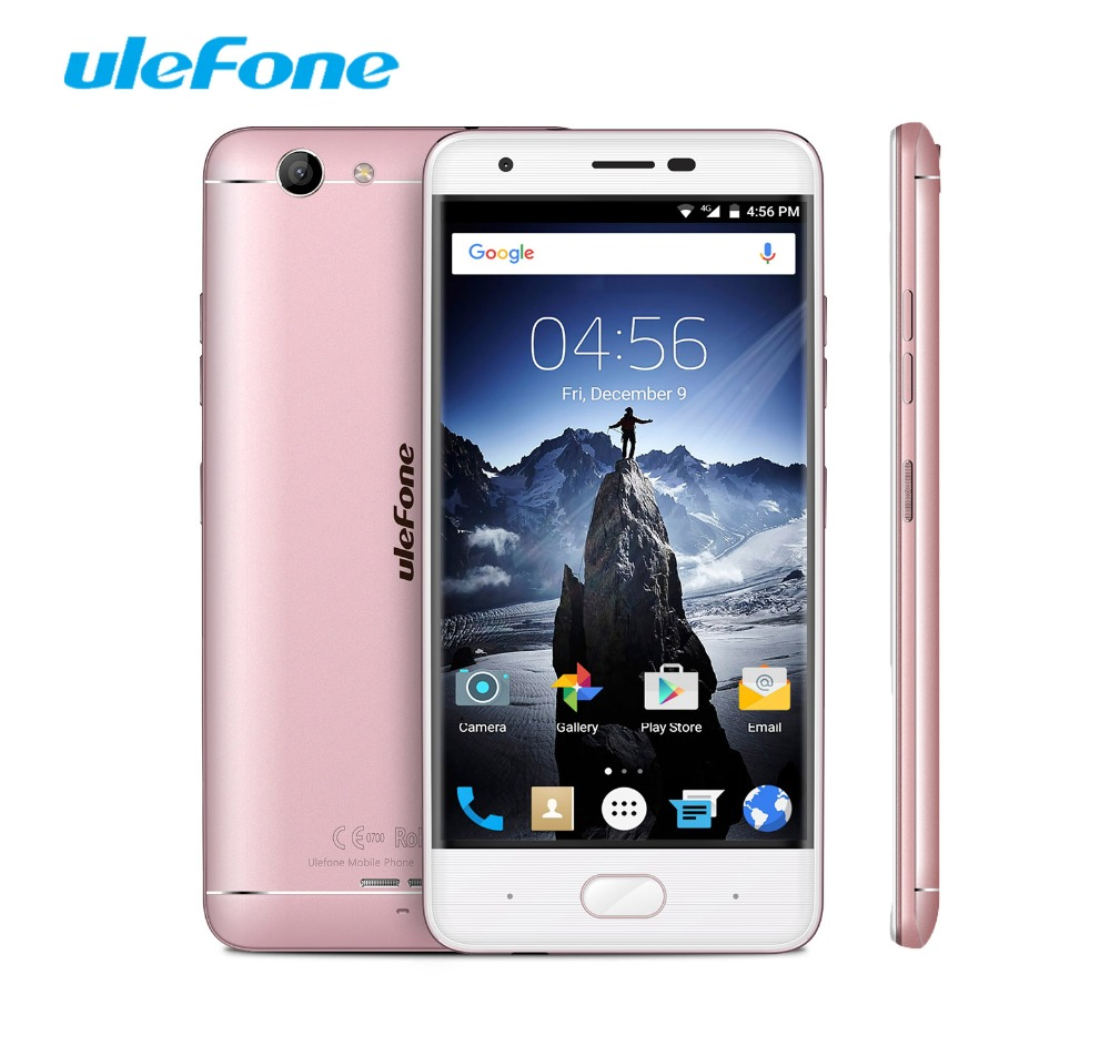 ulefone U008 Pro Smartphone MT6737 Quad Core 1 3GHz 16G ROM 2G RAM Android 6 0