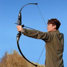 Bogenschießen Recurve Takedown Bogen 25 30 35 £ Rechtshänder für Anfänger Praxis Jagd Schießen Ausbildung