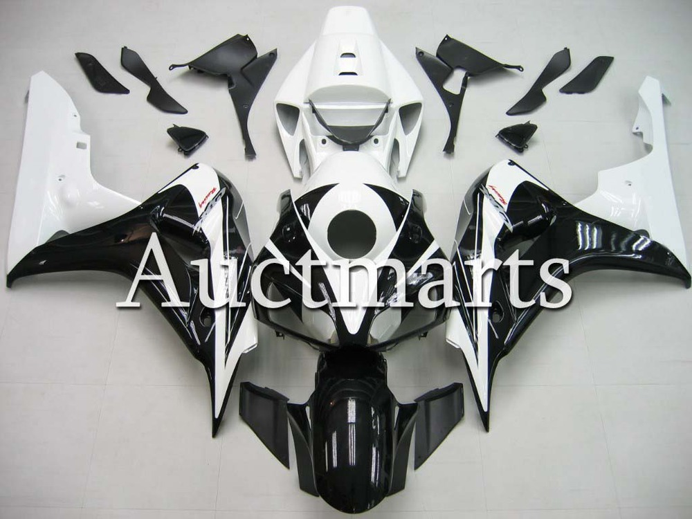 Fit for Honda CBR1000RR 2006 2007 CBR1000 RR ABS Plastic motorcycle Fairing Kit Bodywork CBR 1000RR 06 07 CBR 1000 RR EMS24 injection mold fairing for honda cbr1000rr cbr 1000 rr 2006 2007 cbr 1000rr 06 07 motorcycle fairings kit bodywork black paint