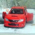Новое UNI 1/36 вагон-весов конструкторы Subaru STI литья под давлением металл отступить игрушечную машинку для сбора / подарок / детей - бесплатная доставка