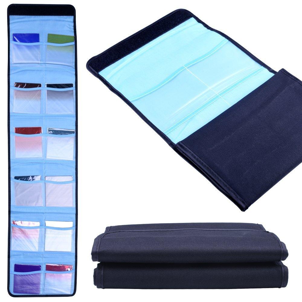 Filtros de luz de colores 24-1 Juego de filtros Cuadrado Graduado ND2 - Cámara y foto - foto 5