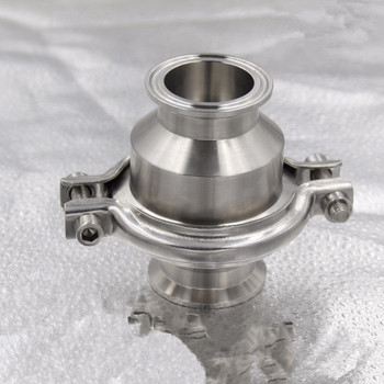 """1PCS Triclamp Sanitary stainless steel check valve size: 2""""/51mm SS304"""