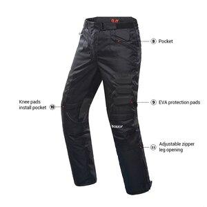 Image 3 - Защитные мотоциклетные брюки для мотокросса, на колено