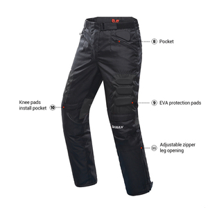 Image 3 - DUHAN Motorcycle Jacket Moto Motocross Pants Enduro Riding Trousers Motocross Off Road Racing Sports Knee Protective Trousers