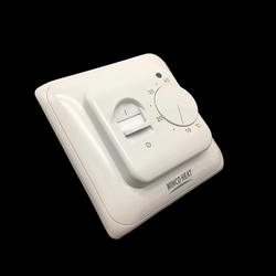 MINCO HEAT 220V 16A механический ручной Электрический термостат для подогрева пола, домашний теплый терморегулятор