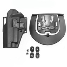 Left Hand Tactical Sig P226 Pistol Holster Military Airsoft Air Gun Carry Case Quick Drop Belt For Hunting Shooting
