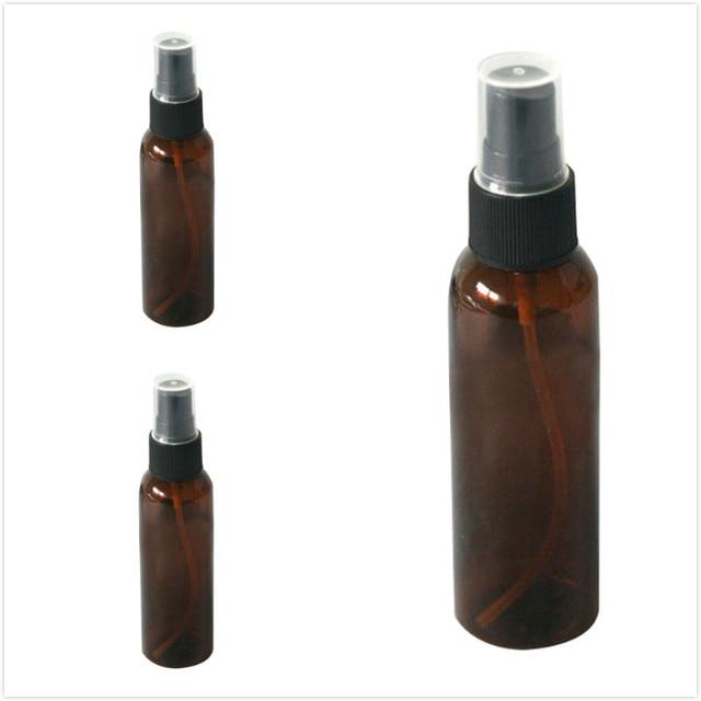 Botellas de pulverizador recargables de 60 ml, atomizador líquido de aceite estenial, botella de Spray de maquillaje, Perfume de plástico