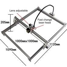 CNC mark cutting engraving machine working size 100*100CM