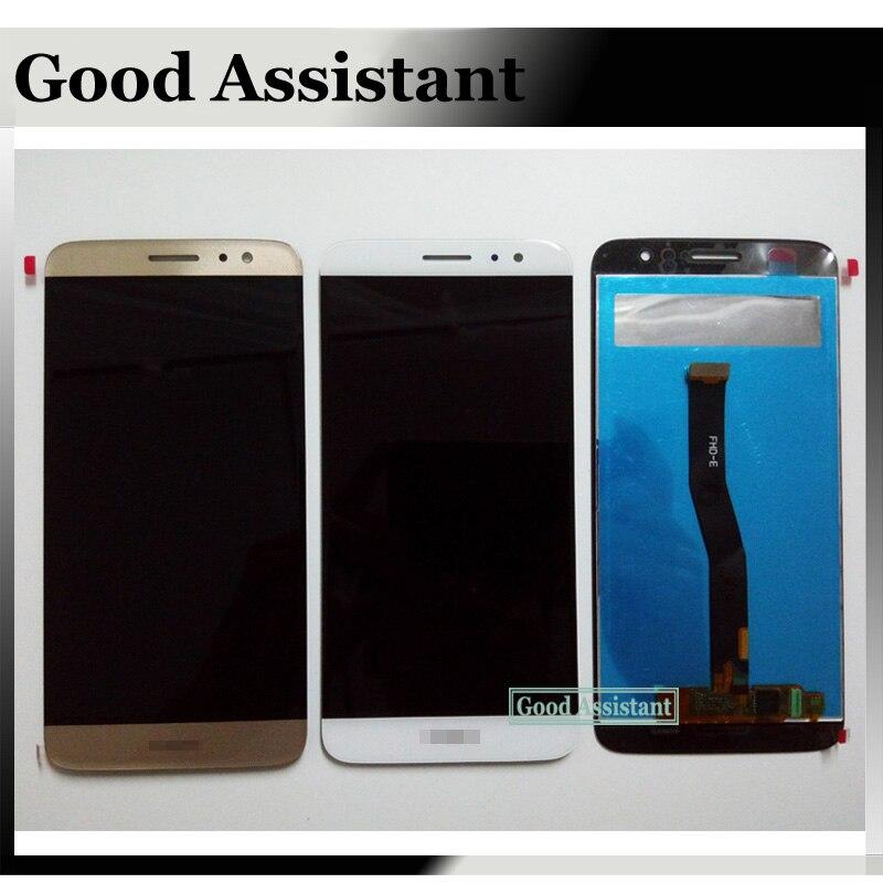 imágenes para De alta calidad negro/blanco/oro lcd display + touch screen asamblea del digitizador para huawei nova plus td-lte mla-l11 mla-l02 mla-l12