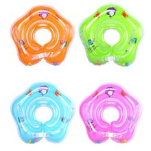 Swimming Baby Accessories Neck Ring Tube Safety Infant Float Circle for Bathing Inflatable Flamingo Inflatable Water Dropshiping 0 3 years baby swimming ring neck tube ring safety infant neck float circle for baby swimming pool bathing inflatable