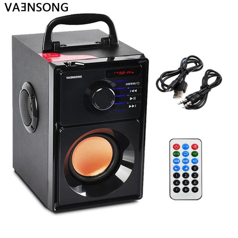 Big Power Bluetooth Speaker Wireless Subwoofer Heavy Bass Stereo