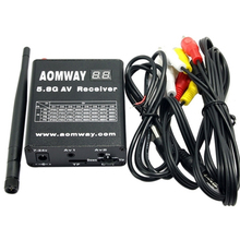 HOBBYINRC Aomway 5.8G 32CH DVR Video Receiver With Built In Video Recorder RC Quadcopter Accessories