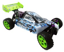 HSP Rc Car 1/10 Scale Nitro Power 4wd Remote Control Car 94106 Off Road Buggy High Speed Hobby Car Like REDCAT HIMOTO Racing