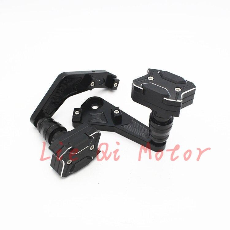 Motorcycle CNC Aluminum Frame Crash Pad Slider Falling Protector Guard For Honda CBR600RR 2013 2014 2015 13 14 15