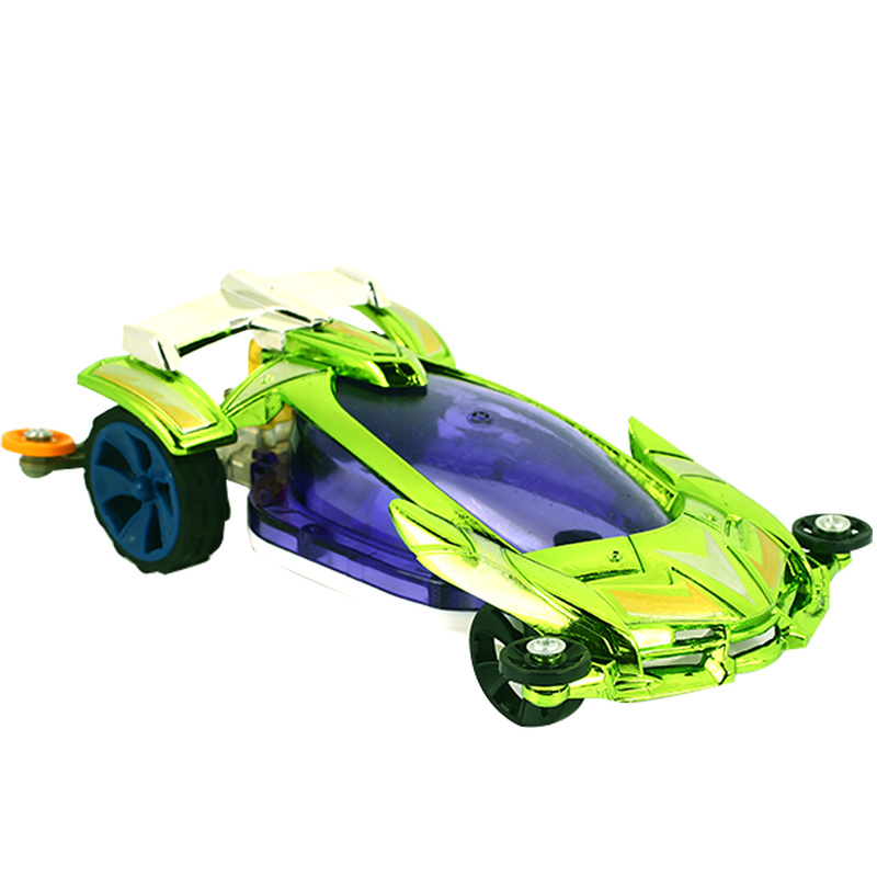 Plastic Toy Car Air Super Sports Cars Kid Plaything Model Game Magical Engine Sound Speeding Air Sports Vehicle Toys image