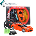 Brand 1/16 Gravity Sensor Steering Wheel Remote Control Car Simulation RC Car Model For Children Gift Toys