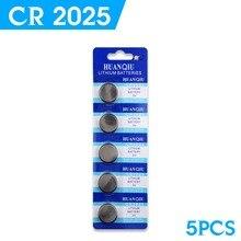 Original plus Venda de HOT 100% Embalagem plus 10 Pçs e lote 2025 Bateria 3 V Botão de Lítio Dl2025 Cr2025 Br2025 Kcr2025 L12 e coin Células Baterias