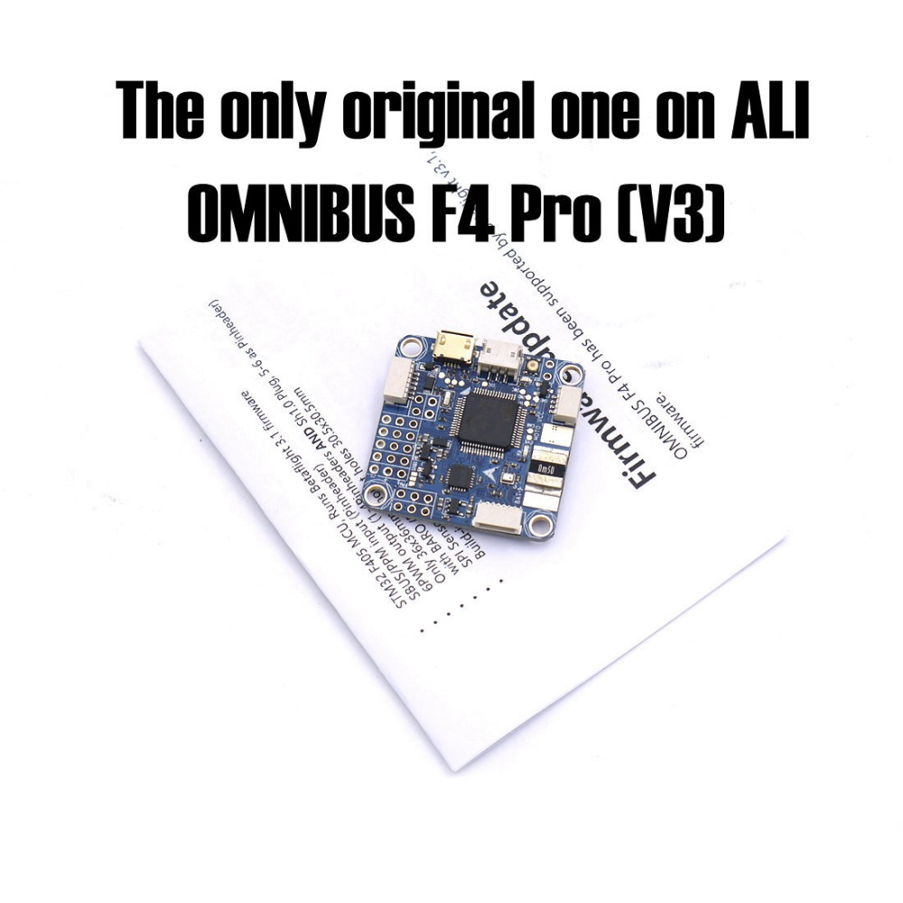 FLIP 32 F4 OMNIBUS V3 PRO Flight Controller Board w/ Baro built-in OSD For RC FPV Racing Cross Drone Quadcopter matek f405 with osd betaflight stm32f405 flight control board osd for fpv racing drone quadcopter