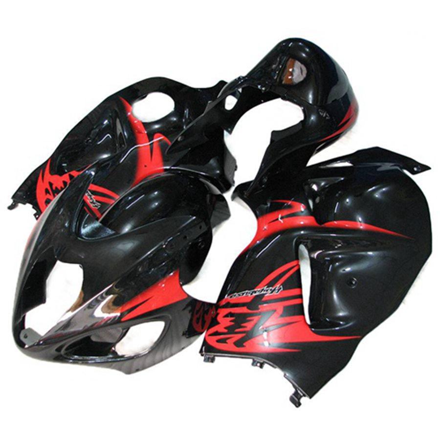 For Suzuki Hayabusa GSXR1300 97 07 Fairing Bodywork Set 1997 1998 1999 2000 01 02 03 04 Injection Molding Motorcycle Accessories