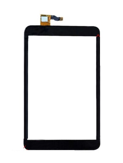 Black New 8'' inch Capacitive Touch screen panel digitizer sensor for JDC.3846FPC-B LJ3665B Tablet PC Free shipping for fpc dp070002 f4 tablet capacitive touch screen 7 inch pc touch panel digitizer glass mid sensor free shipping