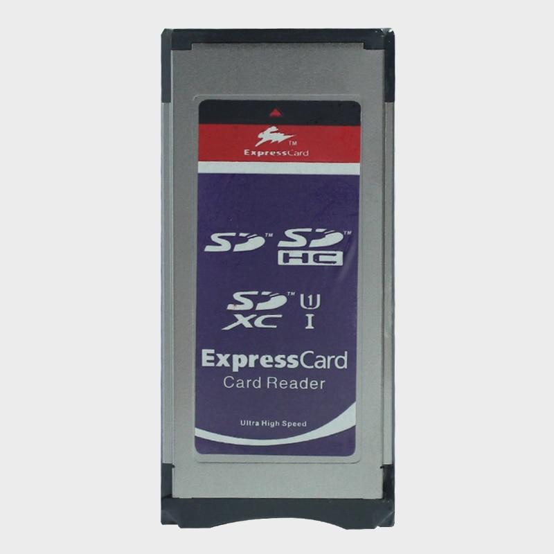 SD SDHC SDXC Card Adaptor into ExpressCard SXS Card Adapter Ultra High Speed Express Card ReaderSD SDHC SDXC Card Adaptor into ExpressCard SXS Card Adapter Ultra High Speed Express Card Reader