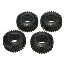 """RC4WD 축의 SCX10 RC 락 크롤러 용 4 X 2.2 """"125mm 1/10 스케일 타이어"""