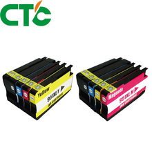 8 Pack Compatible Ink Cartridge Replacement for INK 950 951 xl for INK Officejet Pro 8600 8620 8630 276dw 8640 8660 8615 8625 lcl 765 9 1 pack red ink cartridge compatible for pitney bowes dm300c dm400c dm425c ml dm425c mm dm450c dm475c 3c00 4c00 5c00
