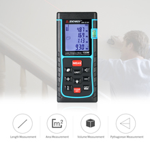 150m LCD Digital Laser Distance Meter Range Finder  Laser Rangefinder Area Volume 100 Groups Data Storage Laser Tape Measure laser distance meter uni t ut396b 120m laser digital range finder measure area volume with camera auxiliary usb online function
