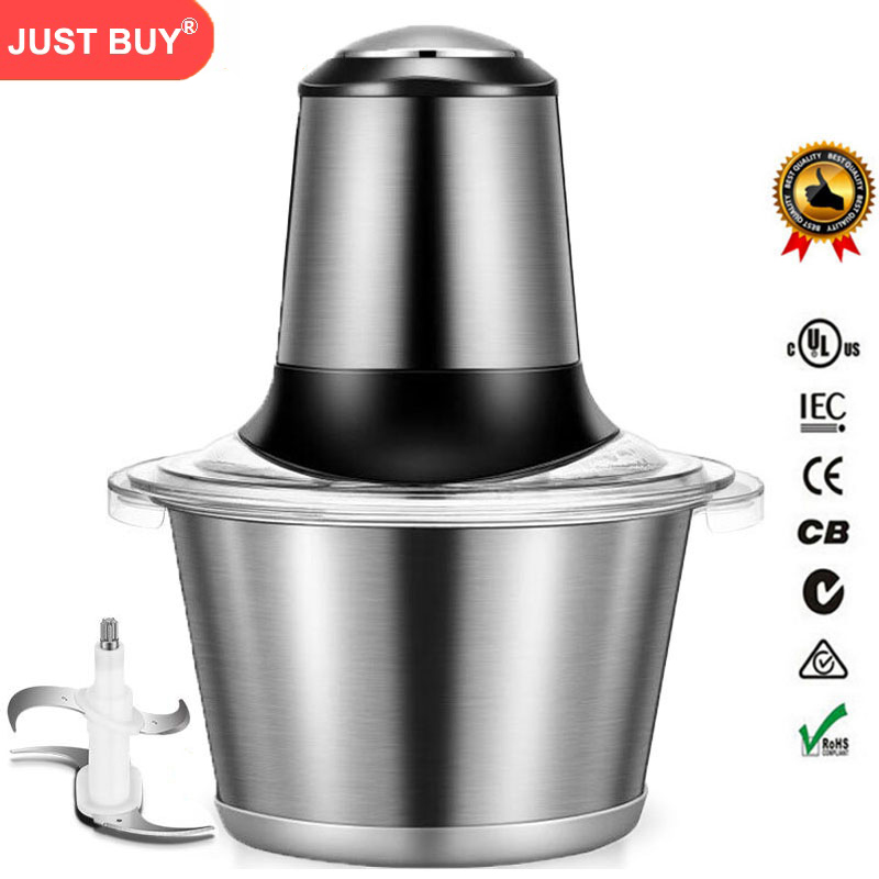 Multifunctional kitchen food processor chopper Home Electric Meat cutter Mincer Instead of Manual Meat Grinder