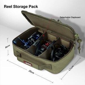 Image 4 - Piscifun grande capacité sac De pêche Portable multifonctionnel sac De boîte De matériel polyvalent en plein air randonnée Camping Bolsa De Pesca
