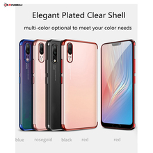 Mi9 Se Case For Xiaomi Mi 9 Se Cases For Xiaomi Mi 9 Pro Cover Back Transparent TPU Silicone Soft Plating Laser Black Xiomi 9se clear cover case for xiaomi mi 9 mi9 se 9se case air cushion soft silicone tpu bumper shockproof luxury shell