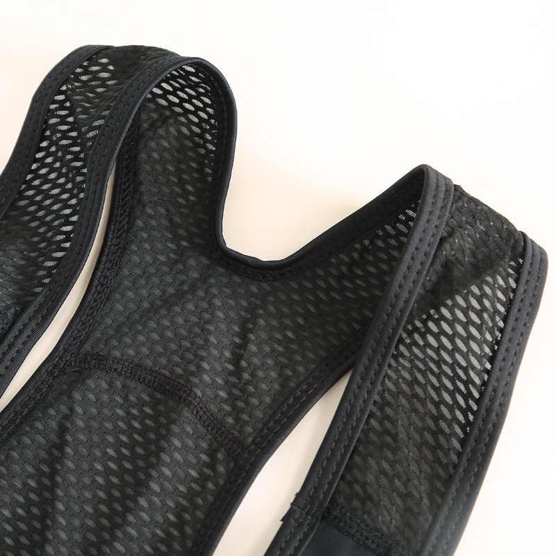 Cheji Baru Wanita Bersepeda Bib Celana Pendek Tinggi Elastis Cepat Kering Sepeda Celana Pendek Hitam Populer Sepeda Celana Ketat Lycra Wanita